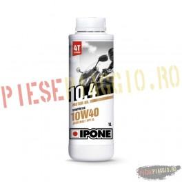 Ulei moto 4T Ipone 10.4   (10W40) Sintetic  - JASO MA2 - API SL, 60L