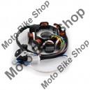 Stator GY6 125-150cc (8 bobine+senzor scanteie)