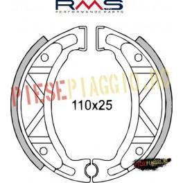 Set saboti frana Yamaha Xc- Xck - Cygnus R 125 '97-'03