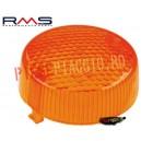 Sticla semnalizare spate portocalie Aprilia SR (RMS)