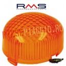 Sticla semnalizare spate portocalie Nitro/Aerox dreapta (RMS)