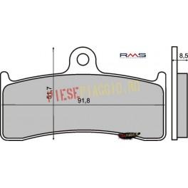 Placute frana (Kevlar) Honda CB 1300 '98-'00 /Yamaha YZF R7 '99-'01