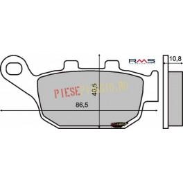 Placute frana (Sinter) Honda Pantheon 4T 125-150 '03-'05 /XL 600 '94-'99