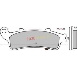 Placute frana (Sinter) Honda Pantheon 4T 125-150 /CB /FJS /VFR /XL /GL