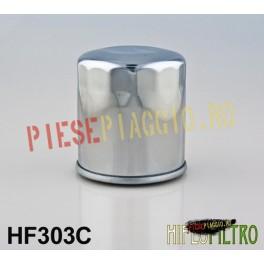 Filtru ulei Honda, cromat, Cod OEM 15410-MM9-013