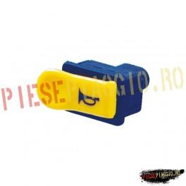Buton claxon galben Piaggio NRG /Gilera (RMS)