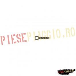 Cablu acceleratie 1,2x2000 Piaggio Vespa (punga 50 buc.-pret/1buc.) (RMS)