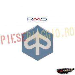 Emblema cu adeziv Piaggio 27mm (RMS)