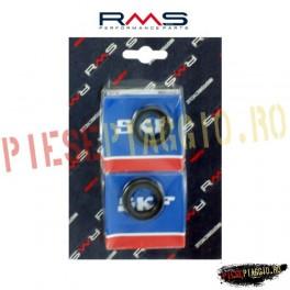 Kit rulmenti ambielaj 20x52x12 Piaggio/Gilera (RMS)