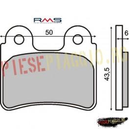 Placute frana Sherco 125-290 '99-'01/ Beta Rev3 250 '00-'04/ Gas-Gas TXT 125-300