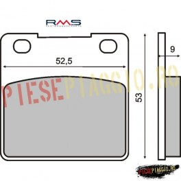 Placute frana Suzuki GSX/ GSF Bandit/ RG /SV/ GSXR/ TL
