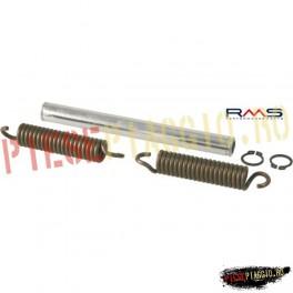Kit bolt+arcuri cric Piaggio Typhoon /Free /Liberty /Zip Gilera Runner /Stalker (RMS)