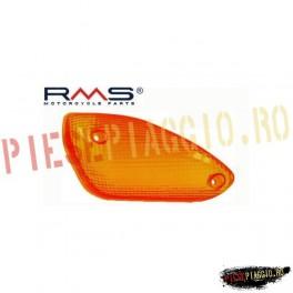 Sticla semnalizare Nitro/Aerox (transparent - fata dreapta)