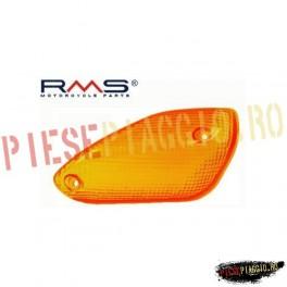 Sticla semnalizare Nitro/Aerox (transparent - fata stanga)