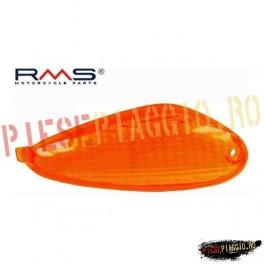 Sticla semnalizare Piaggio NRG 50 (transparent - spate stanga)