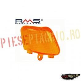 Sticla semnalizare MBK/Yamaha (transparent - spate dreapta)