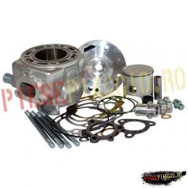 """Set motor + chiulasa nicasil Aprilia /Minarelli /Yamaha LC D.47,6 """"Big Evolution"""""""