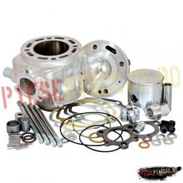 """Set motor + chiulasa nicasil Aprilia /Minarelli /Yamaha LC D.52 """"Big Evolution"""""""