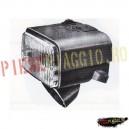 Far complet Piaggio Bravo 3 P-PV negru