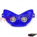 Far complet Yamaha Aerox albastru