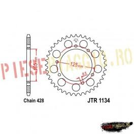 Pinion spate Z48 428 - JTR1134