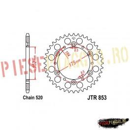 Pinion spate Z47 520 - JTR853
