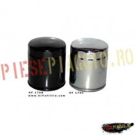 Filtru ulei Harley, negru (HF170B)