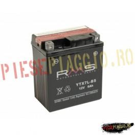 Baterie moto 12V6AH / YTX7L-BS (RMS)