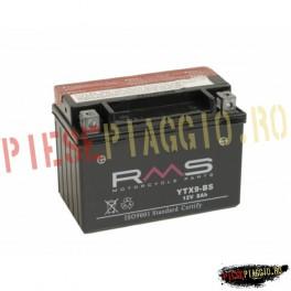 Baterie moto 12V8AH (YTX9-BS) (RMS)