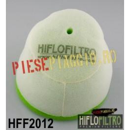 Filtru aer de burete Kawasaki KX80 91-00 (HFF2012)