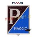 Ornament de metal Piaggio/Vespa (RMS)