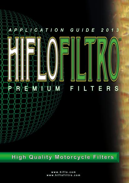 Catalog Hiflofiltro