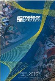 Catalog Meteor Pistons