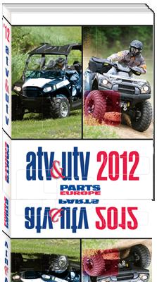 Catalog Parts Europe ATV & UTV