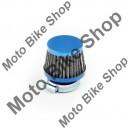 Filtru aer sport -d.28/35mm, albastru