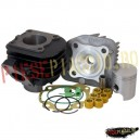 Set motor+chiuloasa bolt 12 Keeway Focus D.40 AC TOP (Motor Parts)