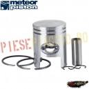 Piston Piaggio/Gilera scuter D.41,2 (Meteor Piston)