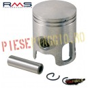 Piston Piaggio APE D.68.4, bolt 18mm