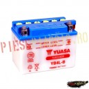 Baterie moto 12V4AH (YB4LB) (OEM)